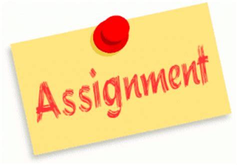 Ap literature homework assignments